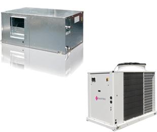 Что выбрать – кондиционеры с водяным охлаждением конденсатора или систему чиллер-фанкойл?