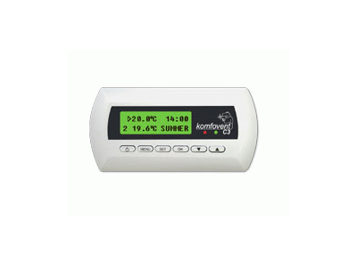 контроллер Komfovent C2 инструкция - фото 2