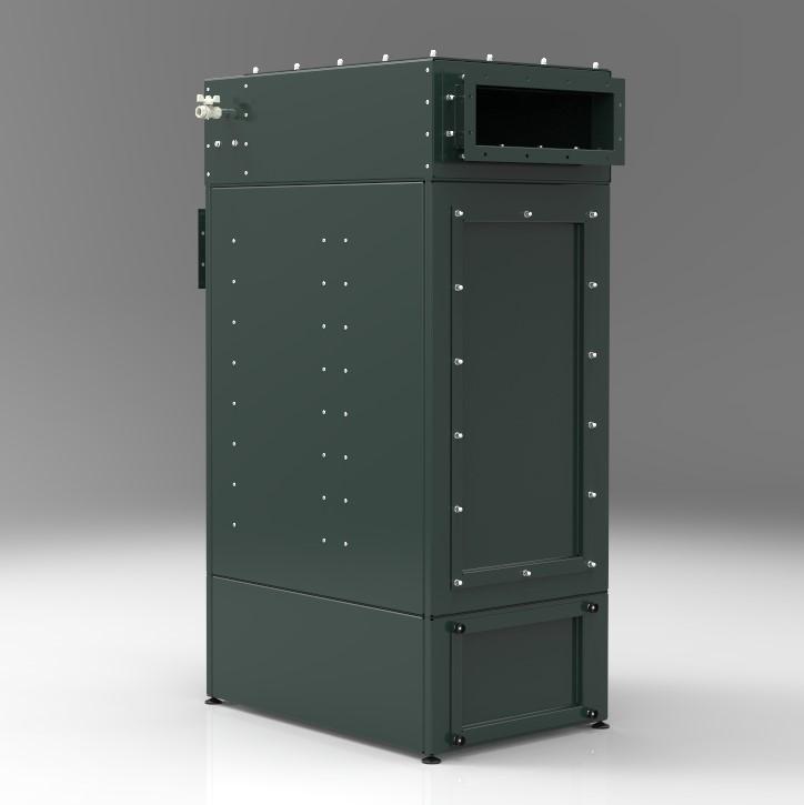 СРФ2К Компактный фильтр Экофильтр с производительностью от 1000 до 2000 м3/ч