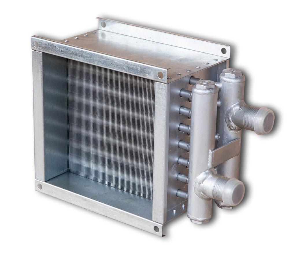 Водяной канальный теплообменник цена на теплообменник пластинчатый св52