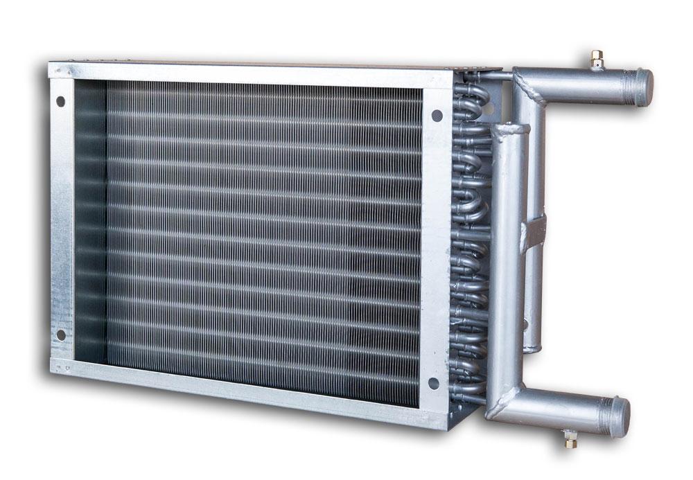 Водяные теплообменники для вентиляции теплообменник альфа прайс цена