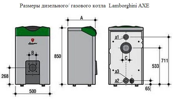 lamborghini axe 3 32 расход топлива