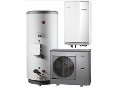 Тепловой насос «воздух-вода» Nibe Split (HBS 12)