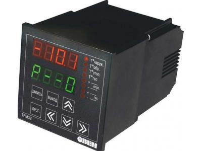 Контроллер для регулирования температуры Овен ТРМ 32