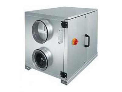 Приточно-вытяжная установка с электрическим нагревателем Ruck ETA 600 H16 с горизонтальным выбросом воздуха