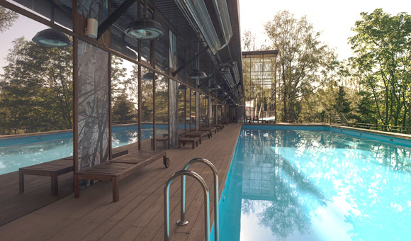 Wellness-центр - Sport Palace, г. Санкт-Петербург