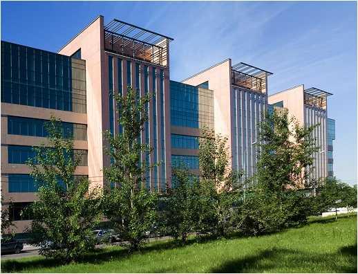 Офисные помещения в бизнес-центре «Магистраль-Плаза», г. Москва