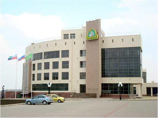 Центральный офис Компании «Приосколье», Белгородская область