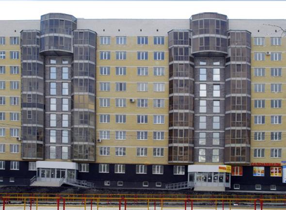 684785361e72 Выполненный проект  Комплекс многоэтажных домов, г. Ставрополь ...