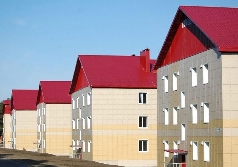 энергоэффективный квартал в Бийске
