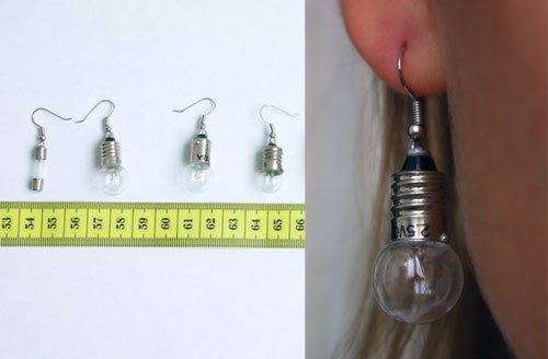 Креативные лампочки