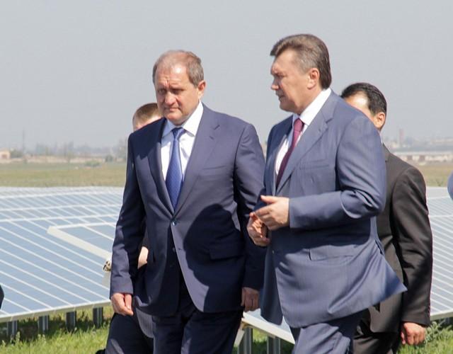 Альтернативное крымское солнце
