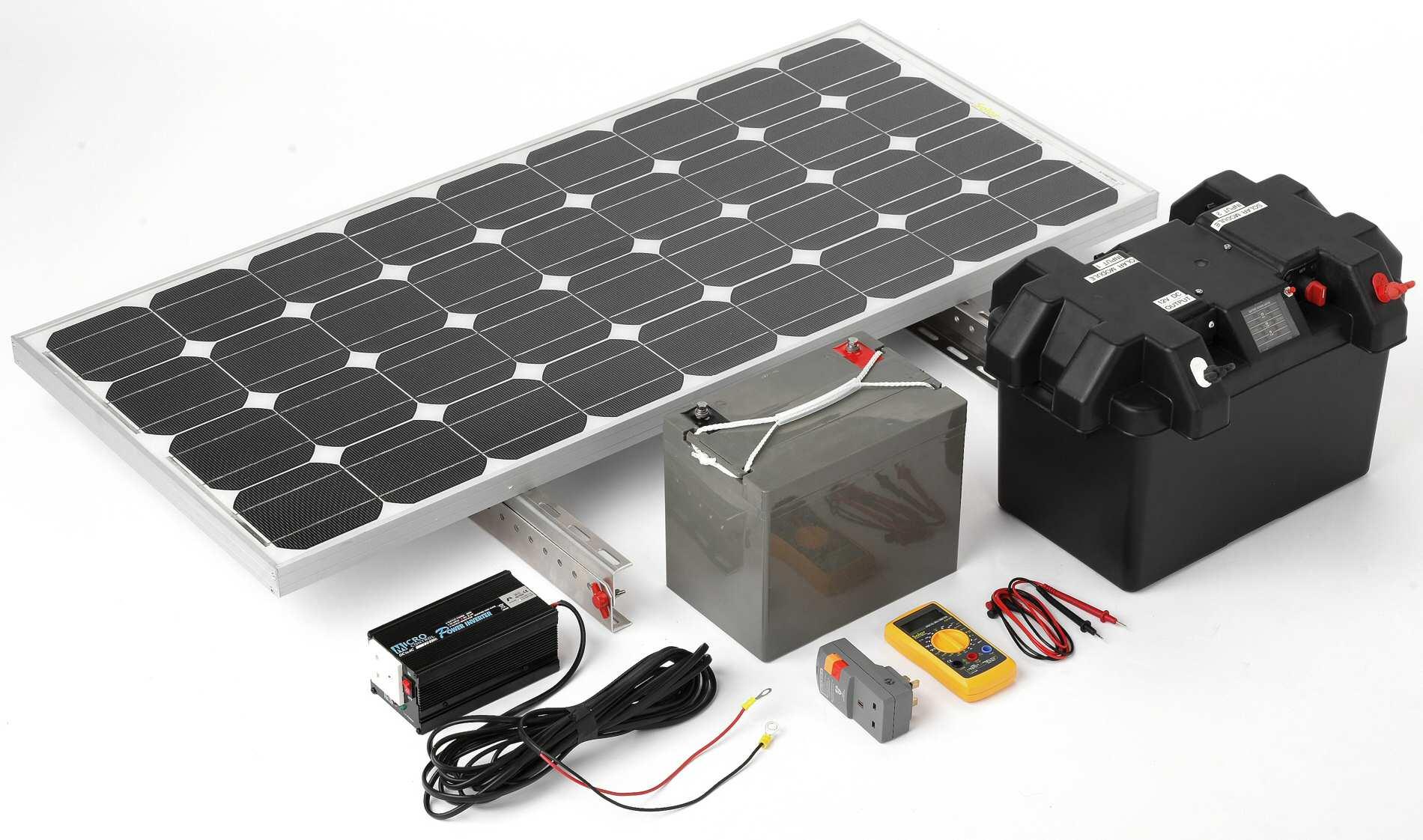 От чего зависит стоимость солнечных установок