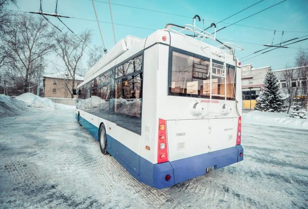 Инновационный обогрев для общественного транспорта