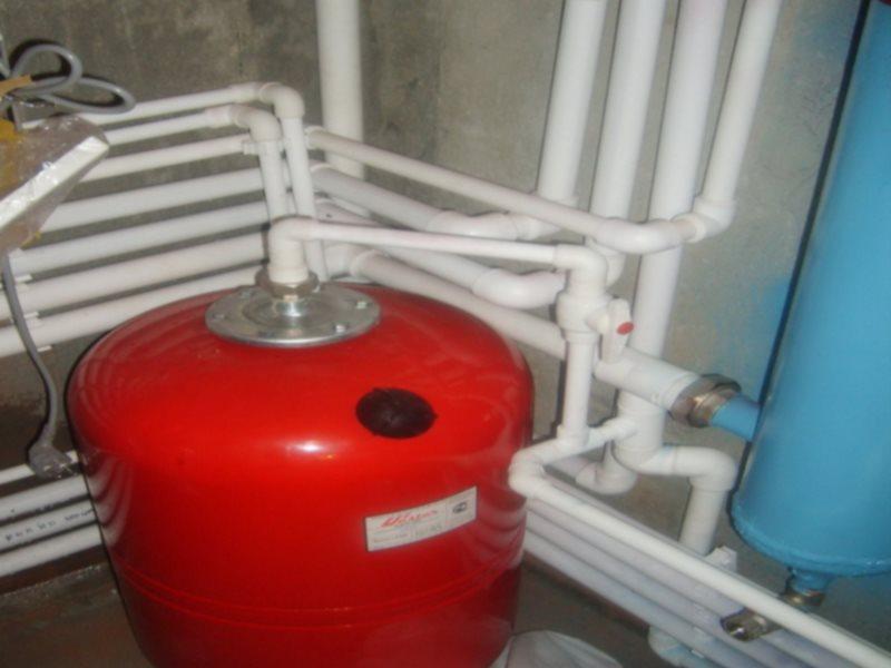 В системы отопления лучше не вмешиваться