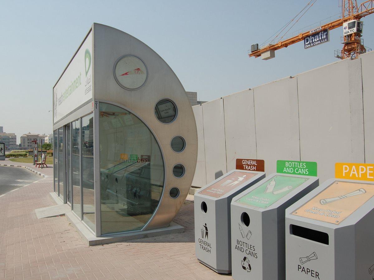 Возобновляемая энергия для автобусных остановок