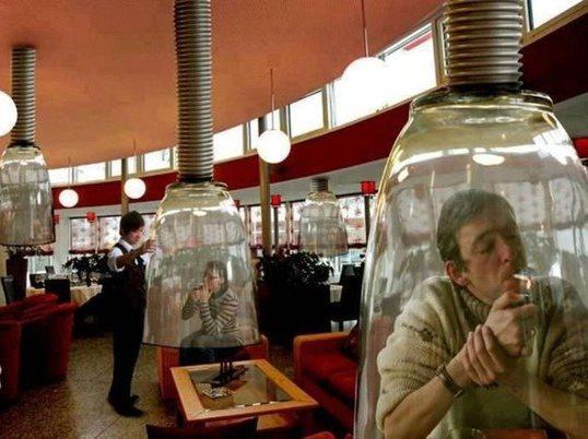 Курительные комнаты снова актуальны