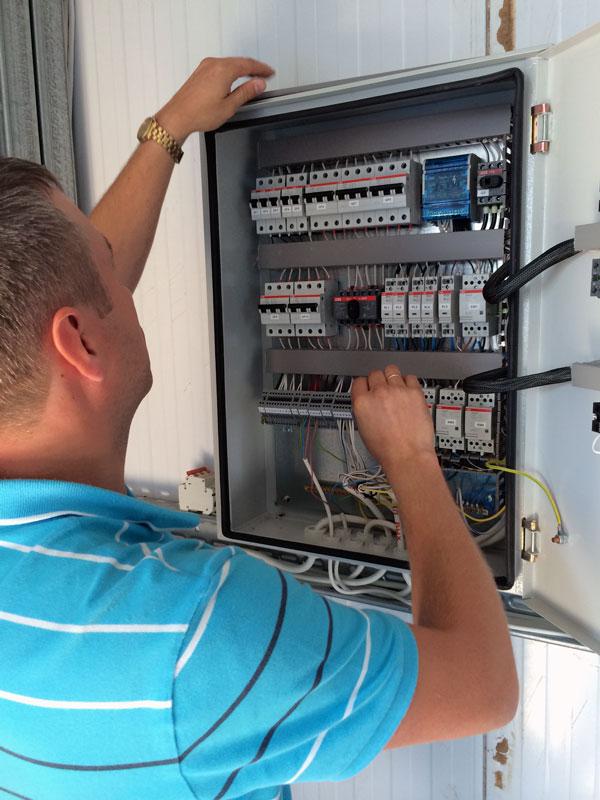 Компания приступила к монтажу системы микроклимата для предприятия «Российский кроликъ»