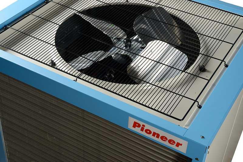 Компания расширяет возможности высоконапорных канальных кондиционеров Pioneer