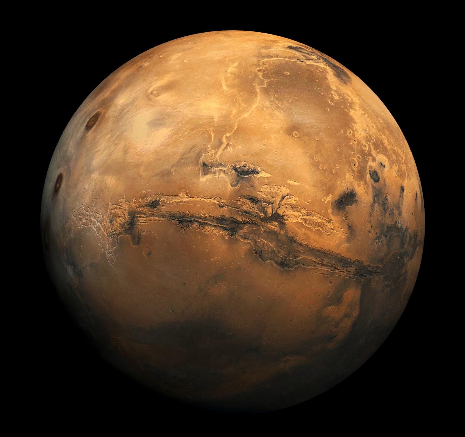 Как будет отапливаться марсианская колония?