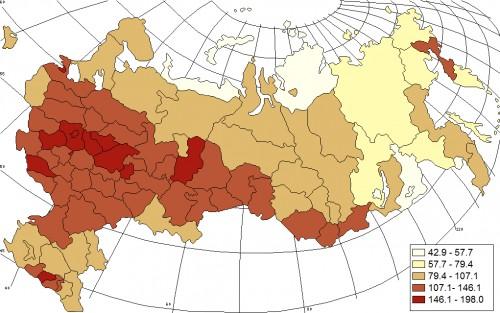 Кто возглавил рейтинг энергетической эффективности российского бизнеса?