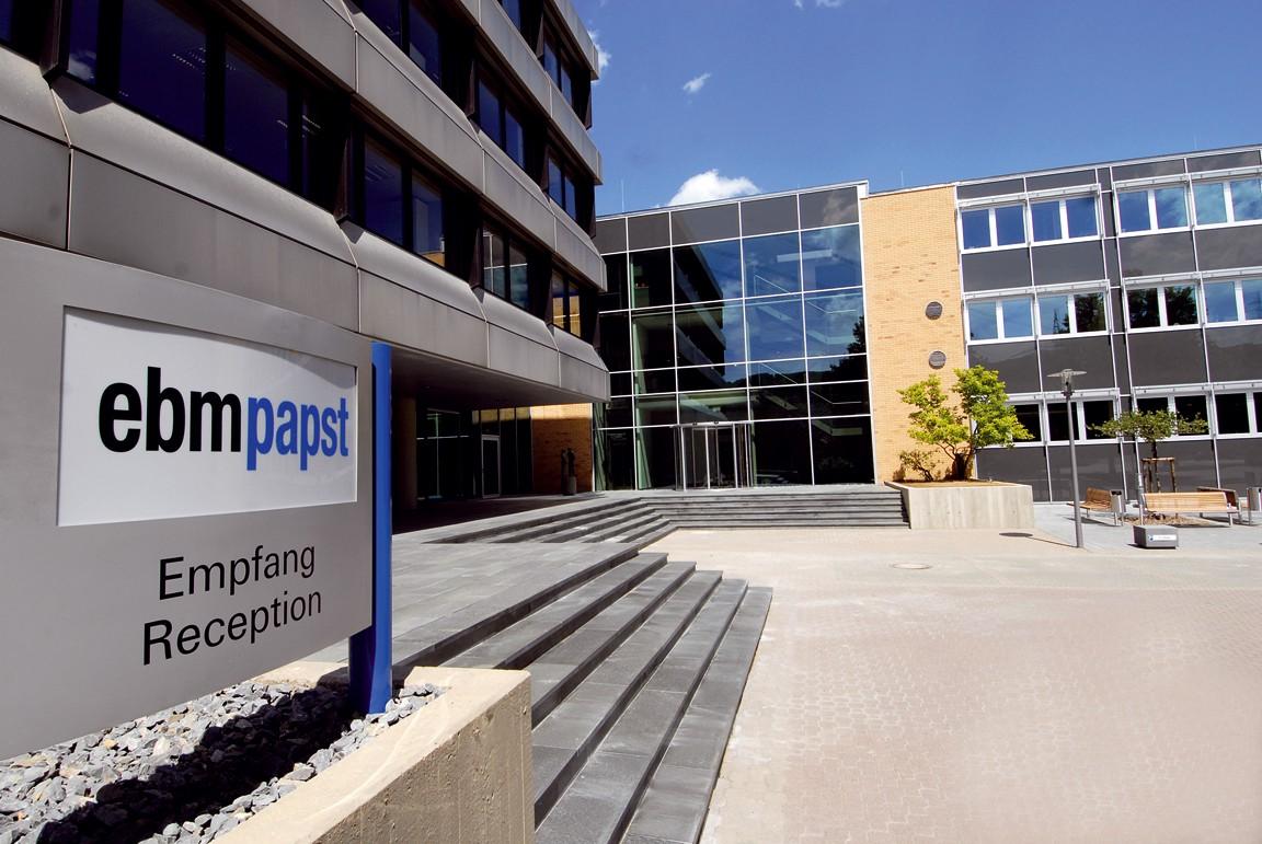 Ebm-papst расширил производство вентиляторов в Германии