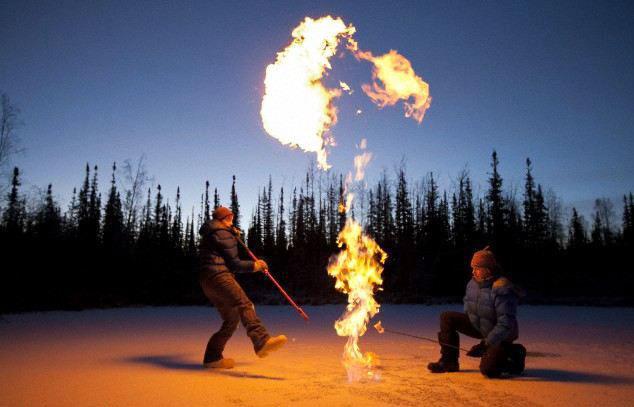 Ученые: глобальное потепление виновато в загадочных климатических явлениях