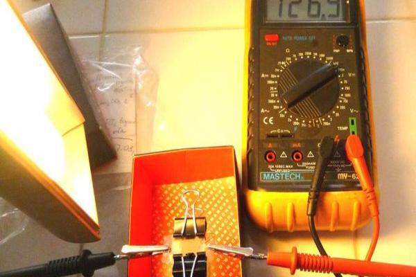 Томские ученые изобрели гибкие солнечные батареи
