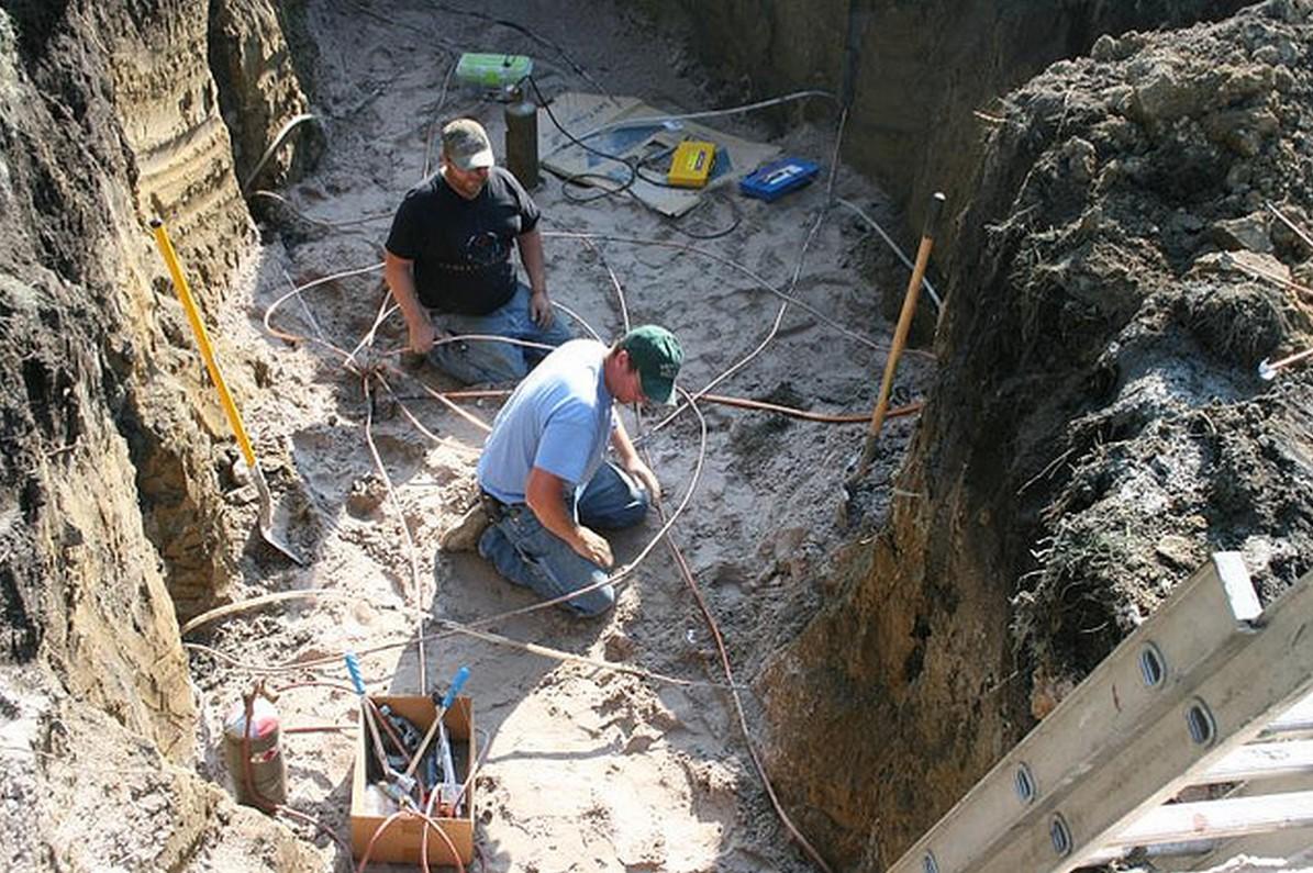 Исследование: геотермальные тепловые насосы превзошли VRF-системы
