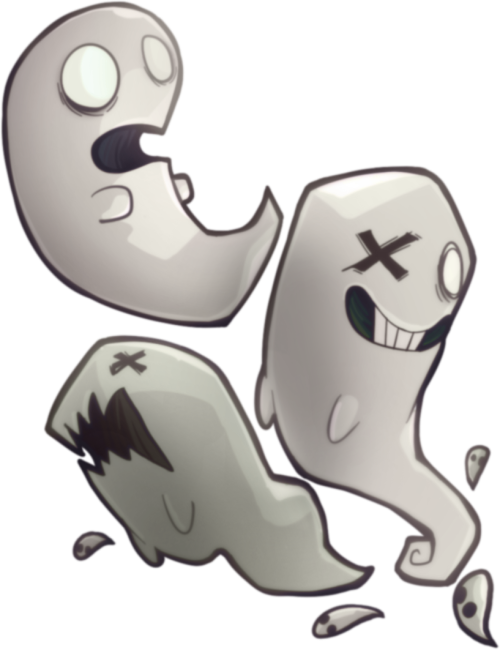 Привидения боятся вентиляционных установок