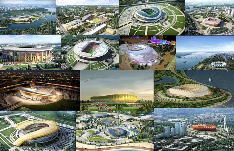 Стоимость стадиона к ЧМ-2018 в Самаре выросла на 2,5 миллиарда