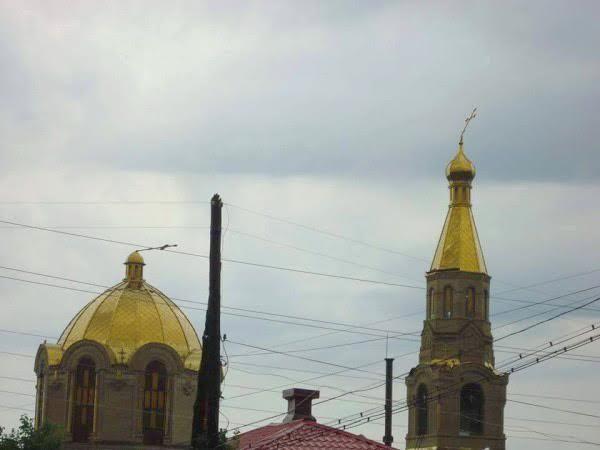 Храм в Украине