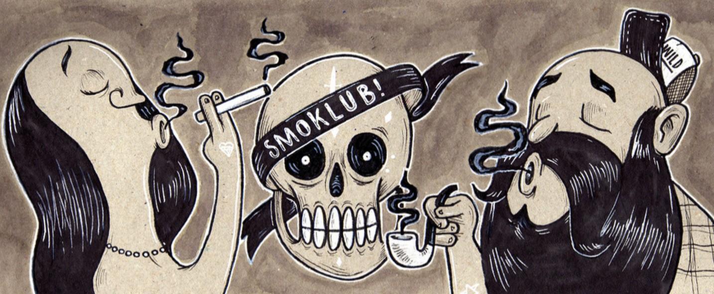 Кафе и рестораны станут клубами для курильщиков с усиленной вентиляцией