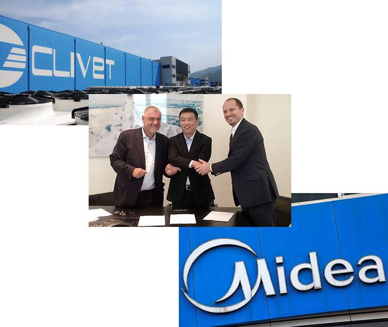 Midea приобретает контрольный пакет акций Clivet