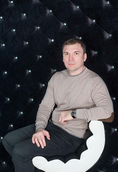 Директор завода вентиляционных изделий «Неоклимат» Сергей Лисовой