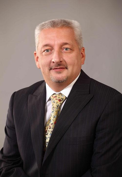 Генеральный директор АО «Эван» Валерий Терехов