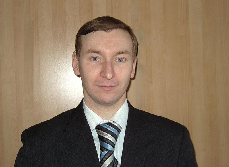 Коммерческий директор ГК Евронорд Анатолий Поляков