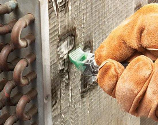 Как почистить кондиционер своими руками?