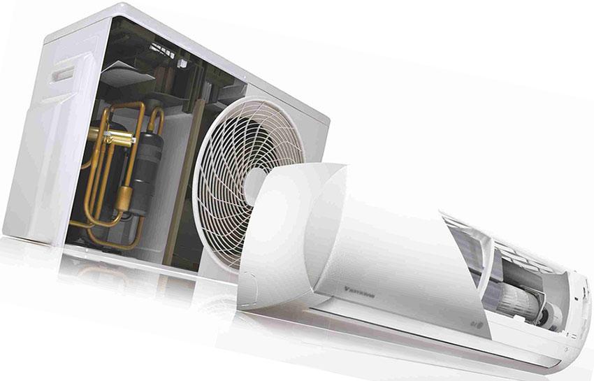 Расчет стоимости обслуживания кондиционеров и вентиляции