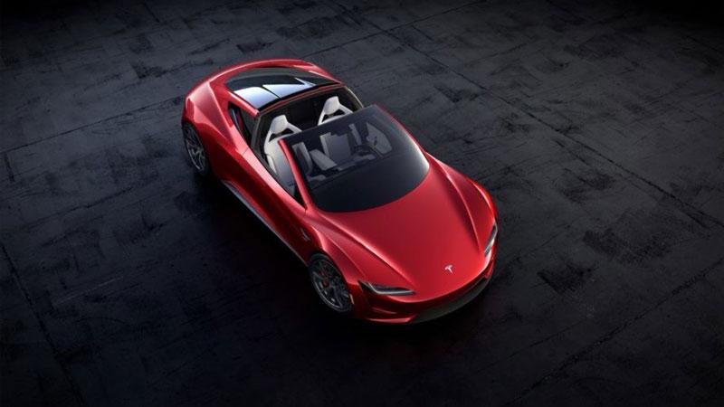 Roadster от Tesla