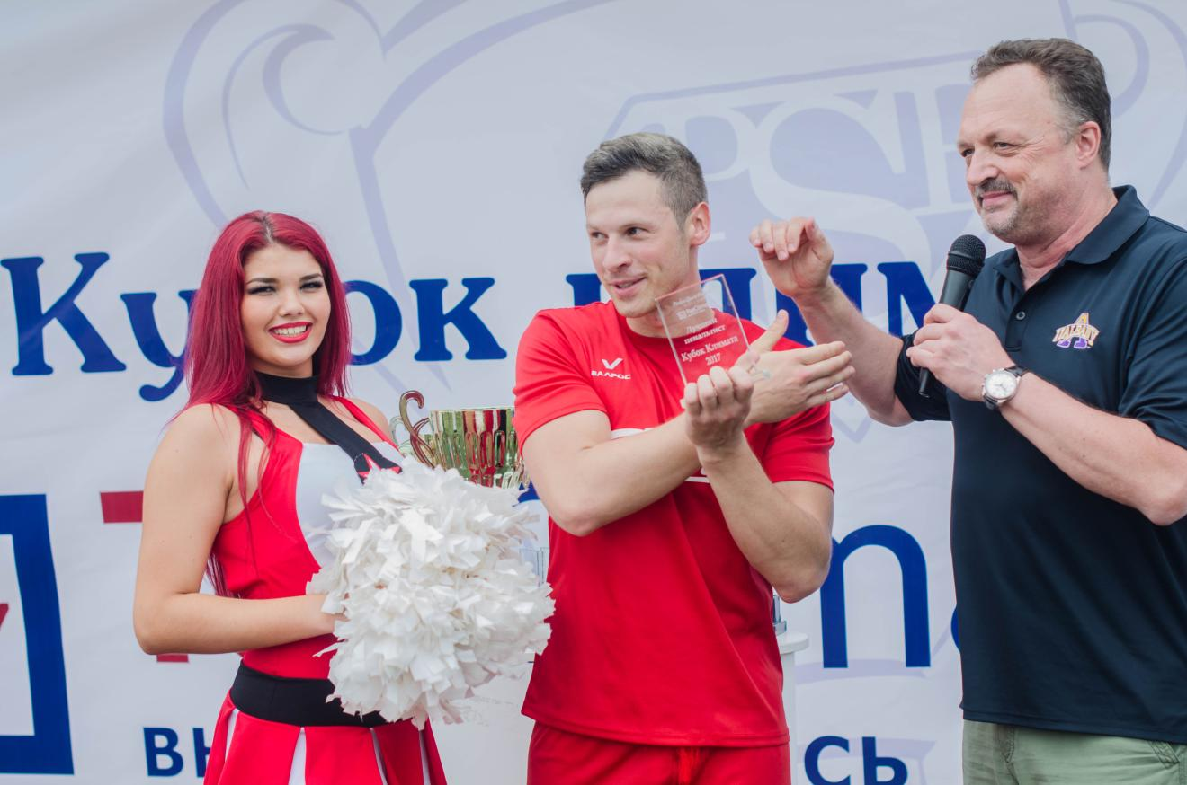Турнир по мини-футболу «Кубок Климата-Х» состоится 2 июня в Москве