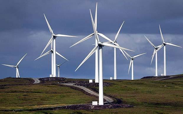 В России реализуют проекты ветрогенерации на 1,3 ГВт
