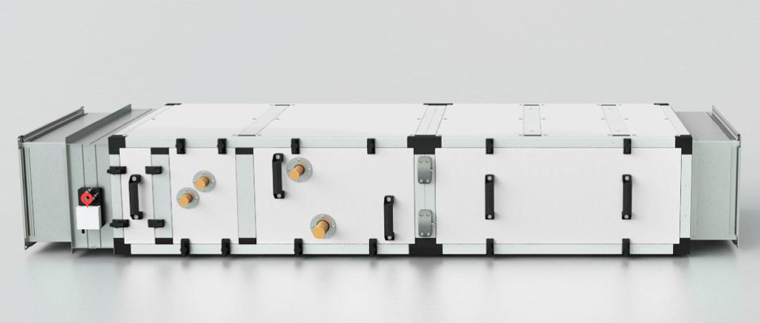 Новинка: приточные подвесные вентиляционные установки ABF Clima Ultracompact