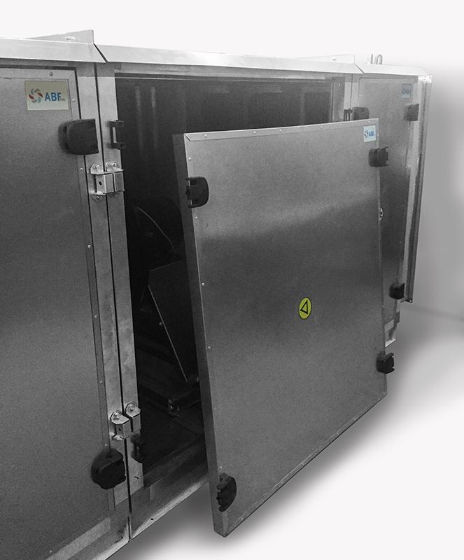 Новые вентиляционные установки ABF
