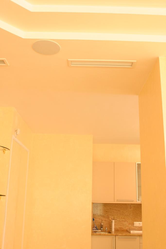 Вентиляция коттеджа в Самаре новыми крышными вентиляторами Systemair