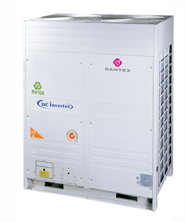 VRF-система Dantex MVSDi Pro-SC на выставке «Мир Климата 2015»