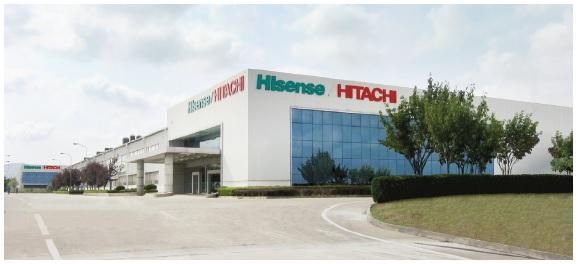 HISENSE: производственная база дивизиона систем кондиционирования