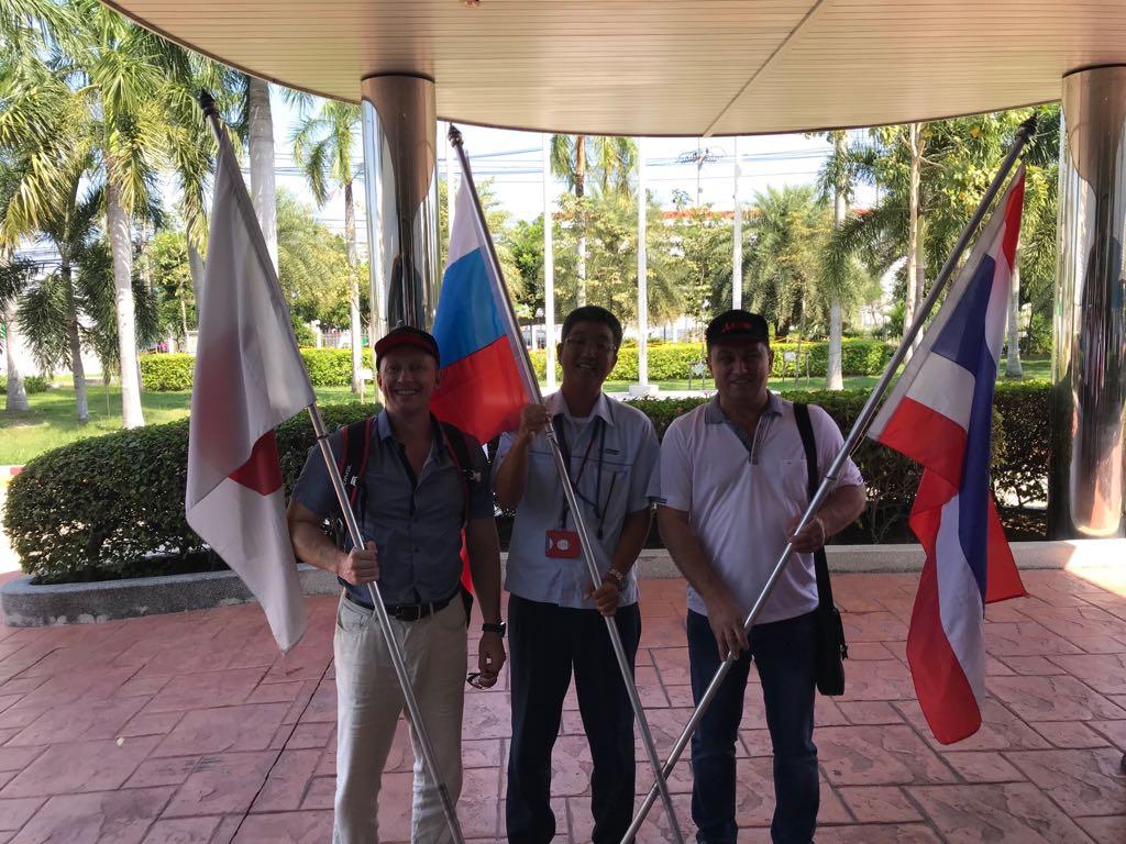 Выездная партнерская конференция по оборудованию Mitsubishi Electric в Таиланде