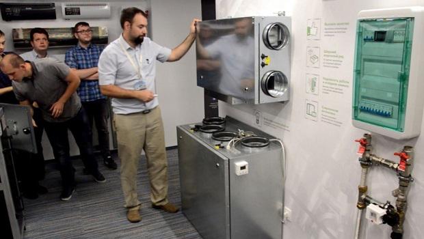 Новый оборудованный учебный центр открыл свои двери для специалистов