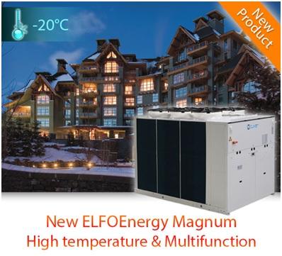 Новинка от Clivet: Magnum Multifunction и Magnum High Temperature